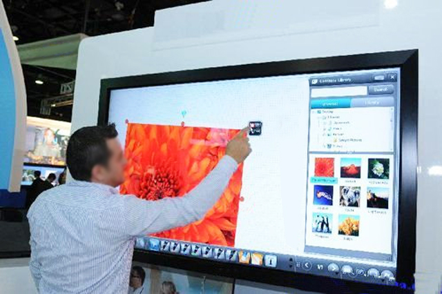 Touch Screen Displays - Development